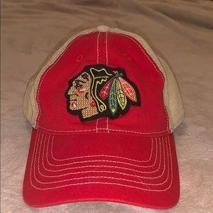 Women's Blackhawks Hat